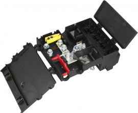 Battery Distribution Fuse Box (+ connectors/housings)