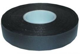 PVC Tape Non Adhesive Black 19mm x 40m