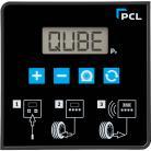 PCL QUBE Tyre Inflator 12V, No Plug, No Hose