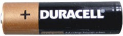 Duracell Battery/Batteries  AA   (4)