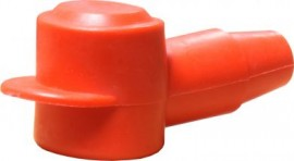 Red Battery Stud Cover (4-6mm)