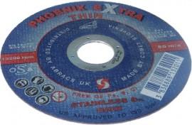 Extra Thin Cutting Discs 115 x 1.0 x 22mm (5)