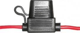 Splash-proof Standard Blade Fuse Holder 30a  (Suit FU2 fuses)