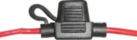 Splash-proof MINI Blade Fuse Holder 30a (suit FU6 fuses)