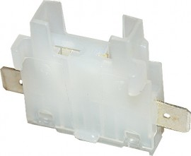 Blade Fuse Holder (White) (suit FU2 fuses)
