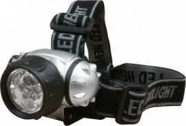 12-LED Head Torch