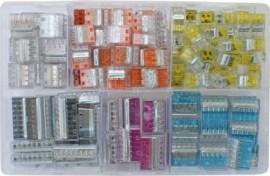 Assorted Helacon Connectors
