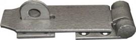 Safety Hasp & Staple (115 x 39mm) suit padlocks