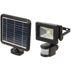 LED Solar Powered PIR Floodlight