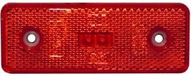 9-33v side marker lamp (red)