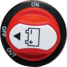 Panel Mounted Battery Isolator Switch 100A