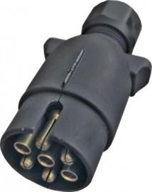 7-Pin Plug 12v Plastic