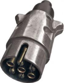 7-Pin Plug 12v Metal