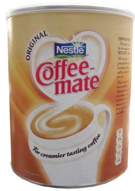 Coffee Mate Creamer 0 Vat